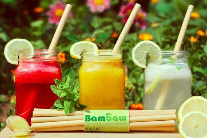 Migliori Cannucce Riciclabili Bioderadabili Bambu Acciaio Silicone