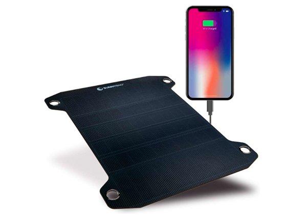 Migliori Caricabatterie Solari Viaggio Ricaricare Senza Elettricita