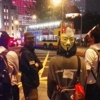 Protesta Hong Kong Tempo Reale