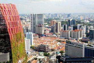 Migliori Viste Panoramiche Singapore Vedere Skyline Gratis