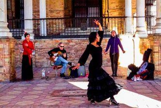 Flamenco Siviglia Migliori Locali Dove Vedere Spettacolo Gratis