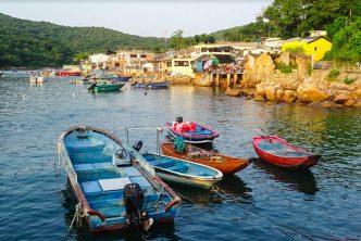 Isole Segrete Hong Kong Cheung Chu Tap Mun Tung Ping Chau