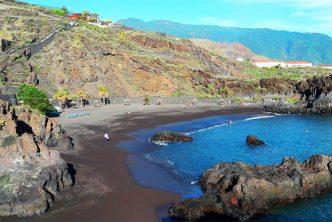 Migliori Spiagge la Palma Isola Canarie
