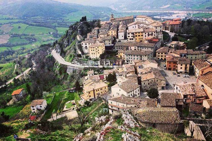 Pennabilli Guida Borgo Tonino Guerra Cosa Vedere Weekend