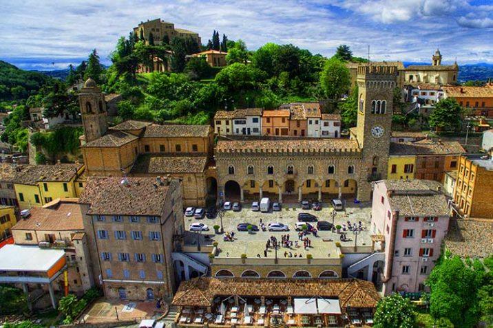 Cosa Fare Vedere Bertinoro Guida Borgo Romagnolo