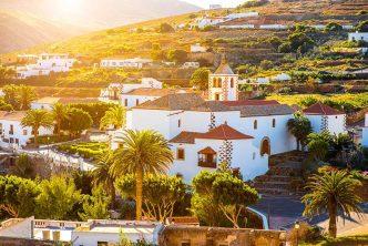 Betancuria Cosa Vedere Antica Capitale Canarie Fuerteventura