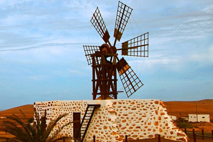 Lajares Cosa Vedere Fare Paesino Tradizionale Fuerteventura