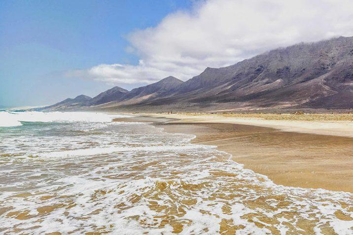 Spiaggia Cofete Parco Naturale Jandia Fuerteventura Guida