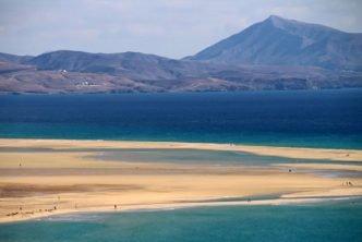 Costa Calma Fuerteventura Spiagge Sotavento Guida