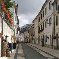 Sciare Molise Capracotta Borgo Pezzata