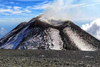 Consigli Escursioni Etna Trekking Guida Fai Da te