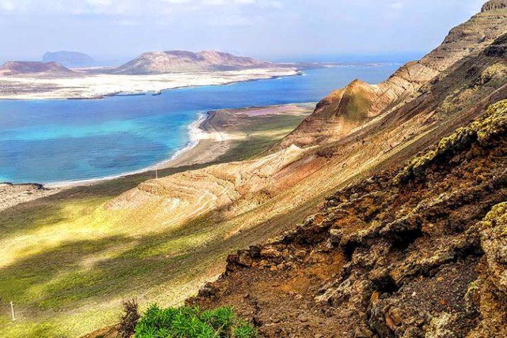 Mirador Del Rio Playa Papagayo Migliori Paesaggi Lanzarote