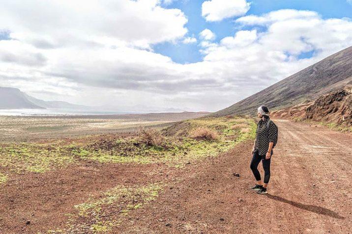 Trekking Lanzarote Canarie Sentieri Rutas Passeggiate