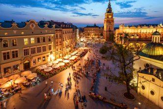 Dove Alloggiare Cracovia Quartieri Hotel Consigliati