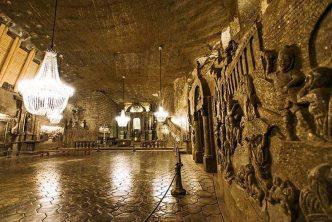 Visitare Miniere Sale Cracovia Tour Wielicka Polonia
